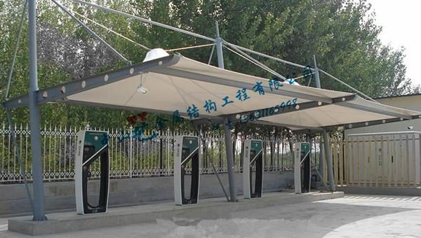 广州TY充电桩车棚-03