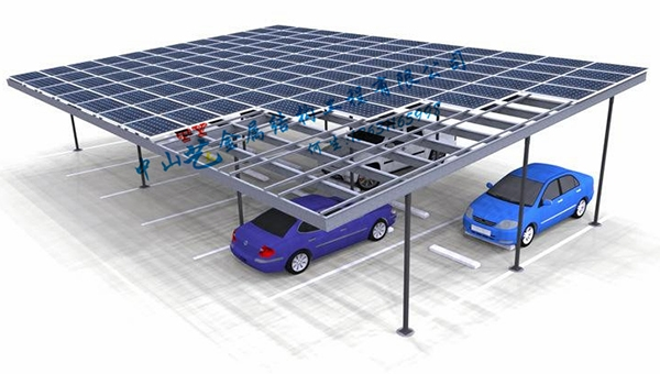 TY太阳能车棚-26