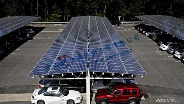 TY太阳能车棚-22