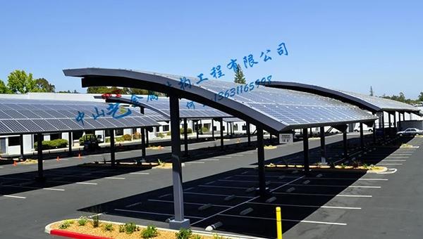 太阳能车棚订做